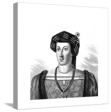 Sir Anthony Browne-S Harding-Stretched Canvas Print