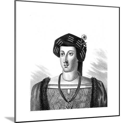 Sir Anthony Browne-S Harding-Mounted Giclee Print
