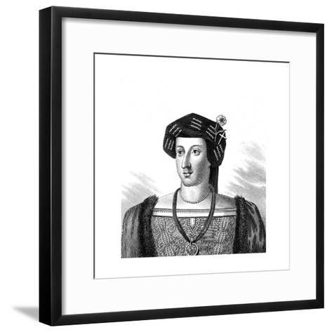 Sir Anthony Browne-S Harding-Framed Art Print