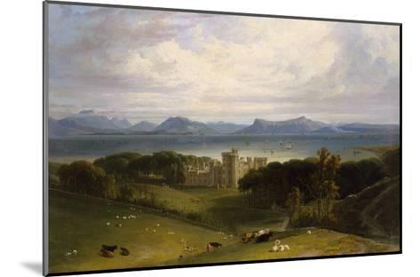 A View of Armadale Castle-William Daniell-Mounted Giclee Print