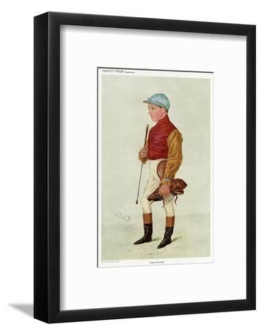 Frank Wootton--Framed Art Print