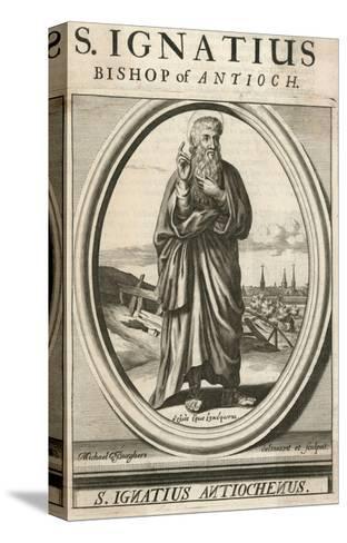 Ignatius Theophorus--Stretched Canvas Print