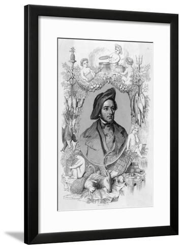 Alexis Soyer--Framed Art Print