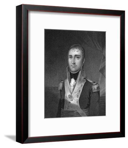 William C C Claiborne--Framed Art Print