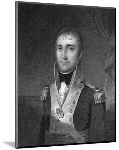 William C C Claiborne--Mounted Giclee Print