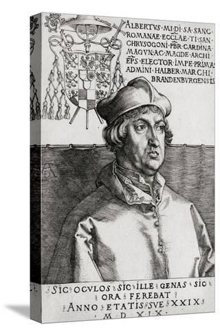 Albertus Magnus-Albrecht D?rer-Stretched Canvas Print