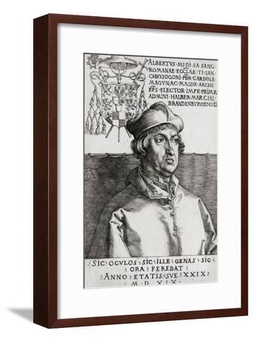 Albertus Magnus-Albrecht D?rer-Framed Art Print