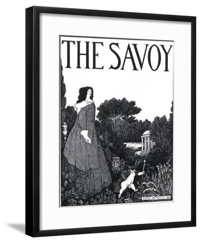 The Savoy, Volume I-Aubrey Beardsley-Framed Art Print