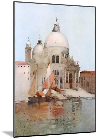 Venice, S Maria Salute-Arthur Melville-Mounted Giclee Print