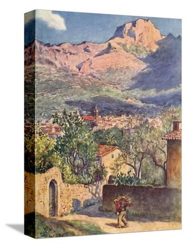 Majorca, Soller 1909-AS Boyd-Stretched Canvas Print