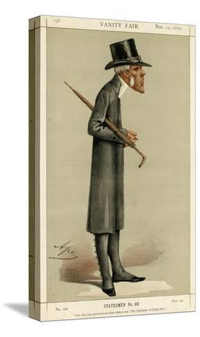 John Jackson-Carlo Pellegrini-Stretched Canvas Print