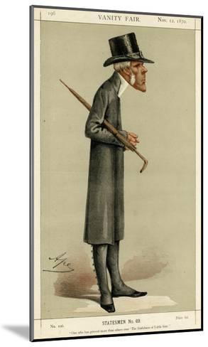 John Jackson-Carlo Pellegrini-Mounted Giclee Print