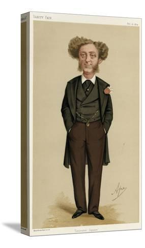 Albert Grant, Vanity Fair-Carlo Pellegrini-Stretched Canvas Print