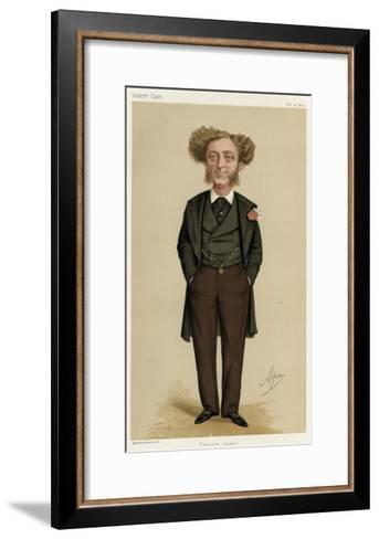 Albert Grant, Vanity Fair-Carlo Pellegrini-Framed Art Print