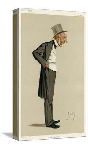 Edward S. Gordon, Vanity Fair-Carlo Pellegrini-Stretched Canvas Print