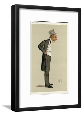 Edward S. Gordon, Vanity Fair-Carlo Pellegrini-Framed Art Print