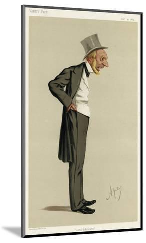 Edward S. Gordon, Vanity Fair-Carlo Pellegrini-Mounted Giclee Print