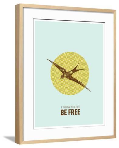 Be Free 2-Rebecca Peragine-Framed Art Print
