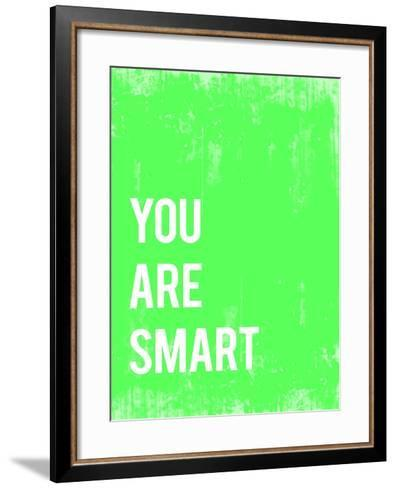You are Smart-Kindred Sol Collective-Framed Art Print