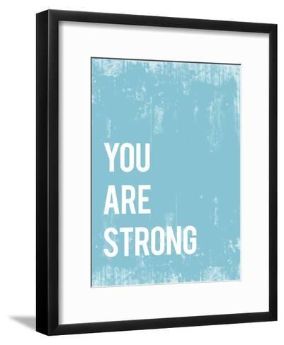 You are Strong-Kindred Sol Collective-Framed Art Print