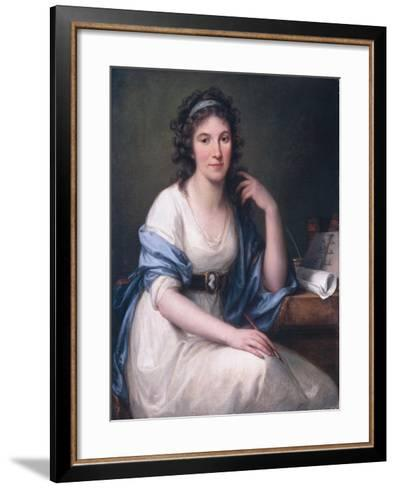 Ellis Cornelia Knight, 1793-Angelica Kauffmann-Framed Art Print
