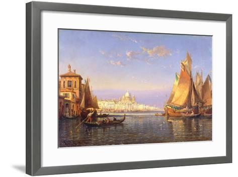 Venice, C.1850-James Holland-Framed Art Print