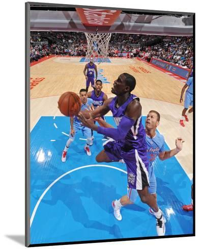 Sacramento Kings v Los Angeles Clippers-Andrew D.  Bernstein-Mounted Photo