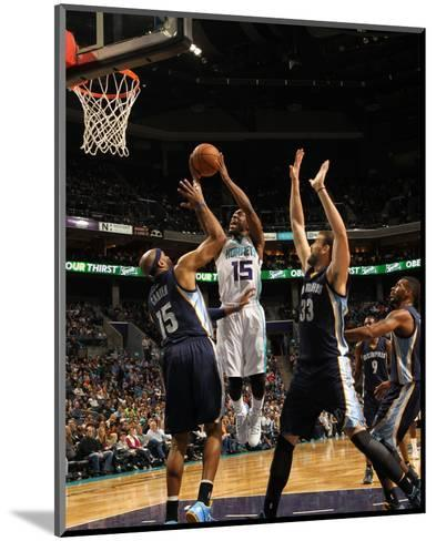 Memphis Grizzlies v Charlotte Hornets-Kent Smith-Mounted Photo