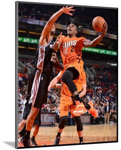 San Antonio Spurs v Phoenix Suns-Barry Gossage-Mounted Photo