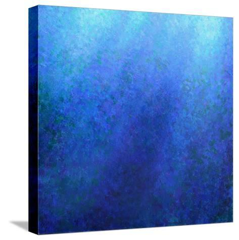 Big Blue-Jeremy Annett-Stretched Canvas Print