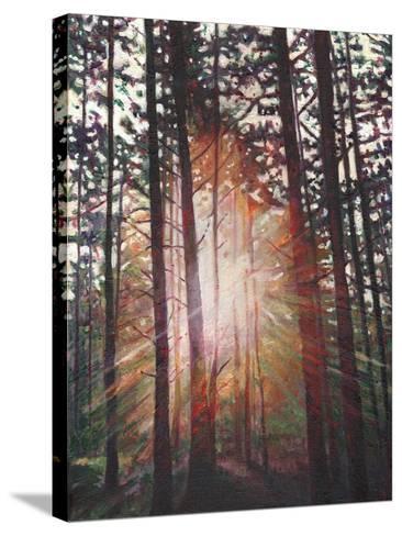 Sunburst, 2010-Helen White-Stretched Canvas Print