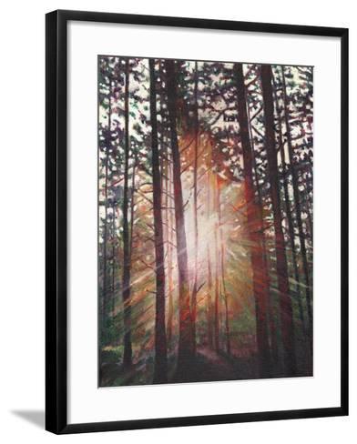 Sunburst, 2010-Helen White-Framed Art Print