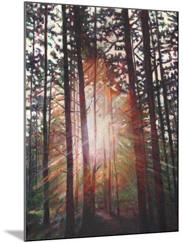 Sunburst, 2010-Helen White-Mounted Giclee Print