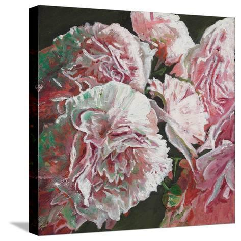 Peonies, 2010-Helen White-Stretched Canvas Print