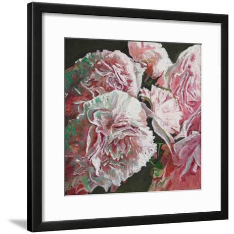 Peonies, 2010-Helen White-Framed Art Print