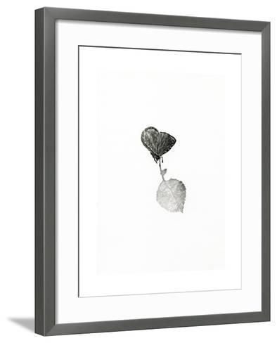 Suspense, 2014-Bella Larsson-Framed Art Print