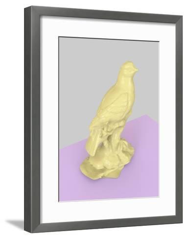 Mantel III, 2014--Framed Art Print