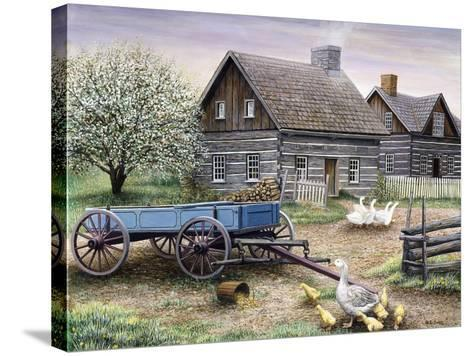 No Place Like Home-Kevin Dodds-Stretched Canvas Print