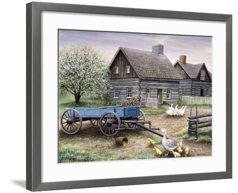 No Place Like Home-Kevin Dodds-Framed Art Print