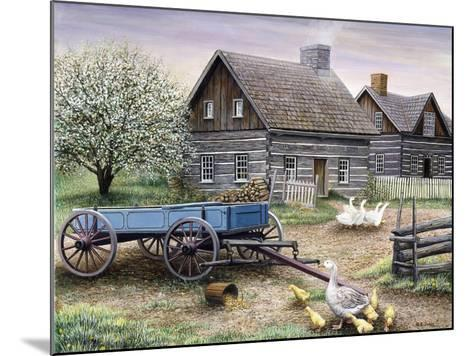 No Place Like Home-Kevin Dodds-Mounted Giclee Print