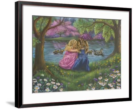 I'll Be There-Tricia Reilly-Matthews-Framed Art Print
