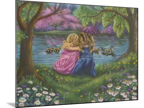 I'll Be There-Tricia Reilly-Matthews-Mounted Giclee Print