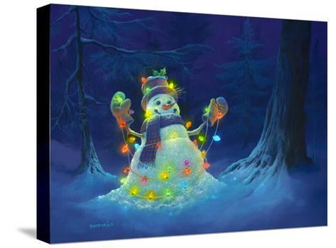 Let it Glow-Michael R. Humphries-Stretched Canvas Print