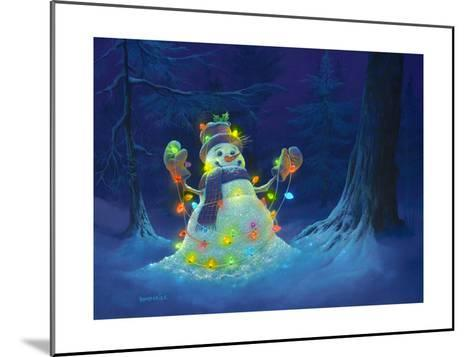 Let it Glow-Michael R. Humphries-Mounted Giclee Print