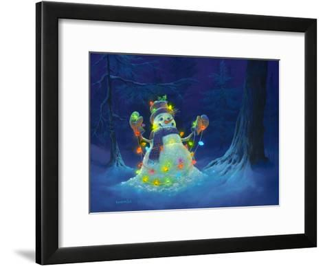 Let it Glow-Michael R. Humphries-Framed Art Print