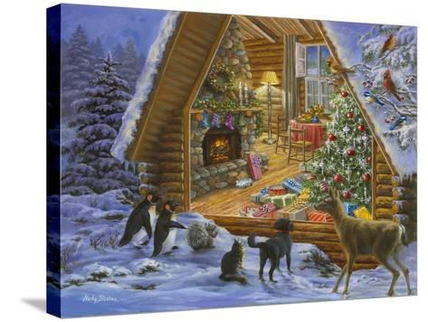 Let's Get Together-Nicky Boehme-Stretched Canvas Print