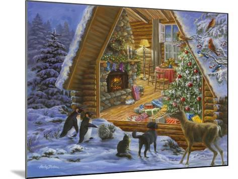 Let's Get Together-Nicky Boehme-Mounted Giclee Print