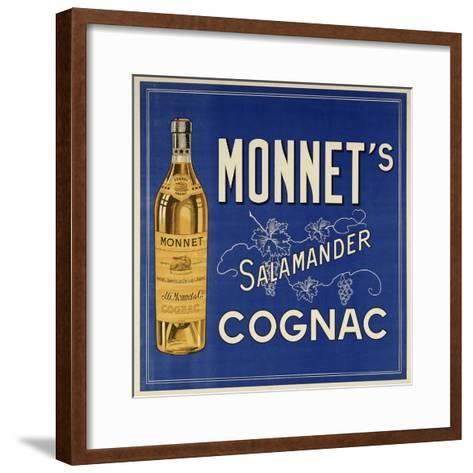 Monnet's--Framed Art Print
