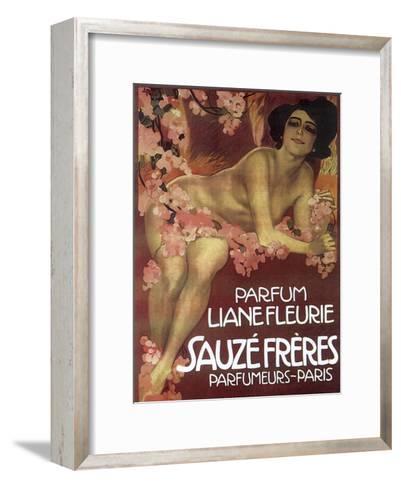Lianefleurie--Framed Art Print