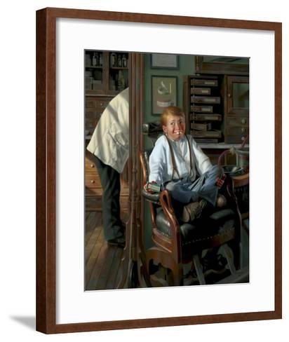 Incisor Surpriser-Bob Byerley-Framed Art Print